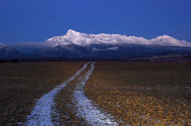 Cesta do Tatier