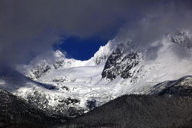 Prietrh nad Tatrami