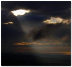 Božie svetlo...