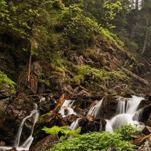 Roháčsky vodopád