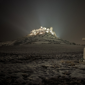 Pod hradom