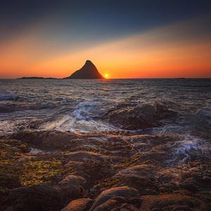 Polnočné slnko