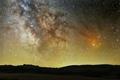 Mliečna cesta - južná časť