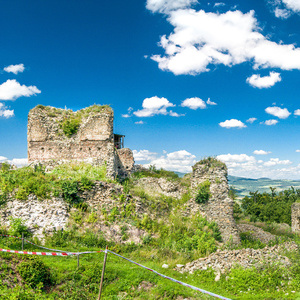 Šariš hrad