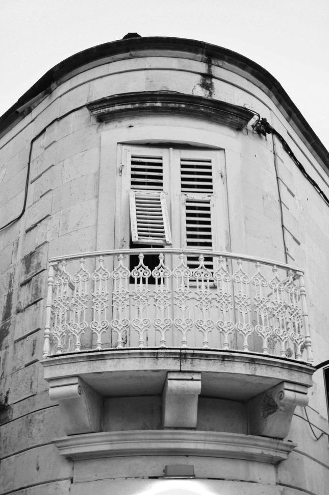 balkónik.