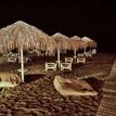 Plaž v noci