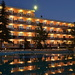 Hotelik v noci