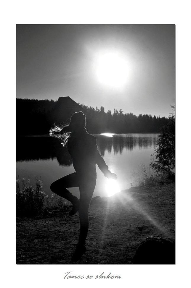 Tanec so slnkom