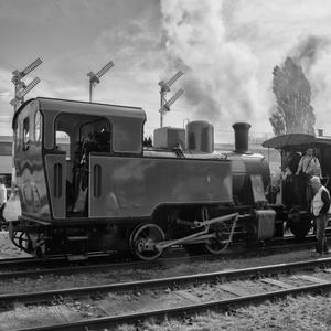 Malá lokomotíva CKD