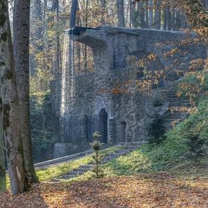 Jeseň na Betliari