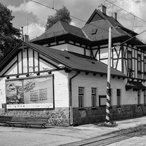 V Lomnici na stanici