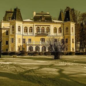 Betliar v zime