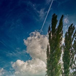 Čmáranie po oblohe