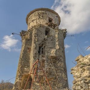 Slánsky hrad