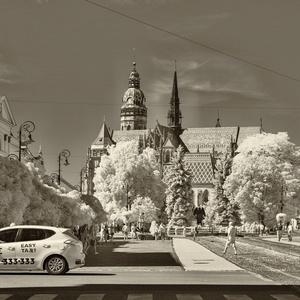 Košice v IR