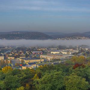 Ráno nad mestom