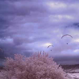 V oblakoch