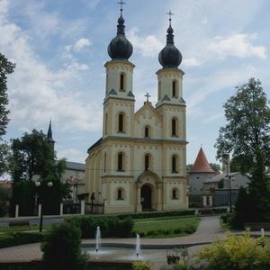 Kostol sv.Petra a Pavla