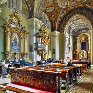Kostol Dominikanov