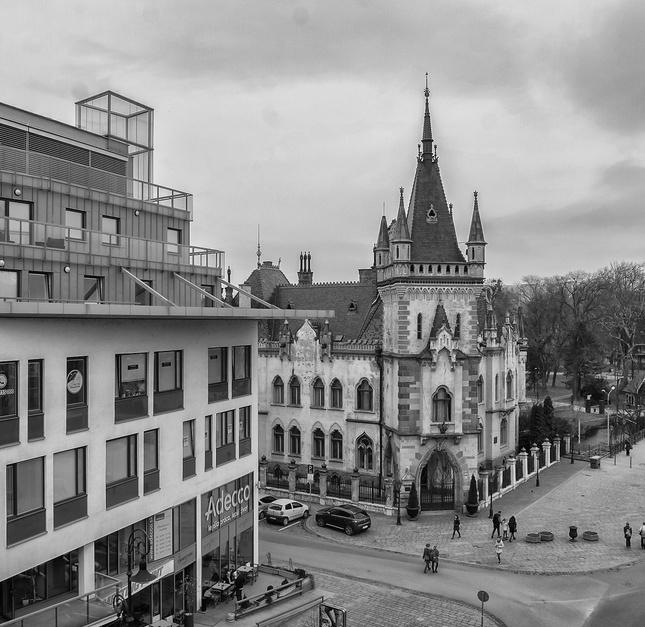 Gotika a moderna