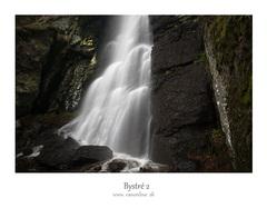 vodopád Bystré