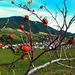 Jeseň za dedinou