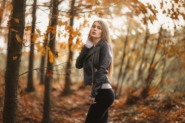 Podzimní kráska