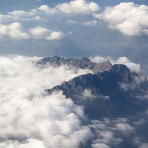 ... Alpy zhora ...