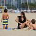 rodinka na plazi