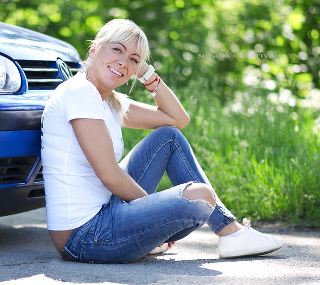 ♀ D +VW GOLF