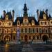Parížska radnica