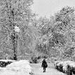 keď sneží, je ticho