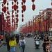 červené ráno v Nanjingu