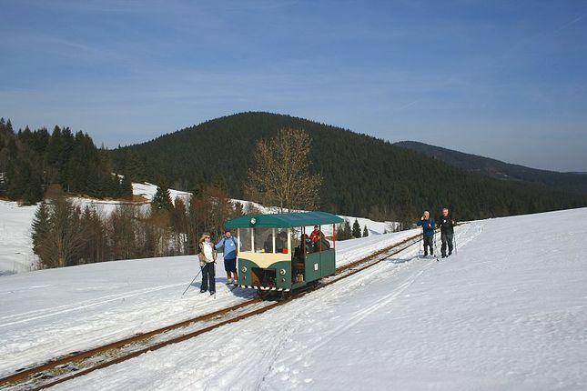 Oravská  lesná železnica 2011