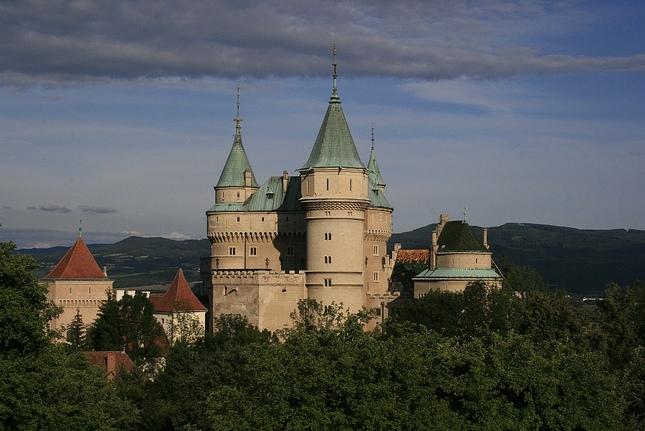 Bojnický Zámok 2009