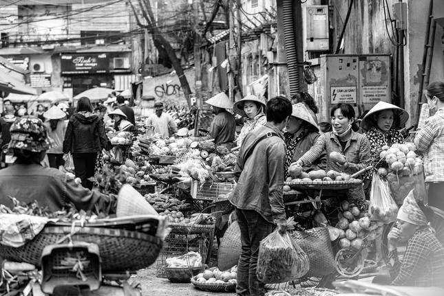 Na trhu