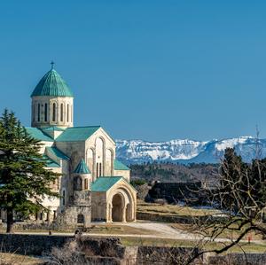Kaukaz vo farbe