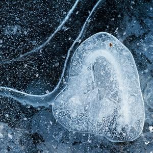 Zakliate v ľade 09