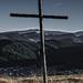 St.Cross a v pozadi Kraľova Hoľa