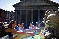 Rím .. neoceniteľná voda