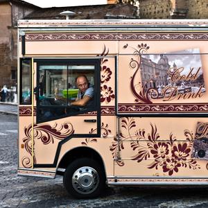 Rím .. street dizajn