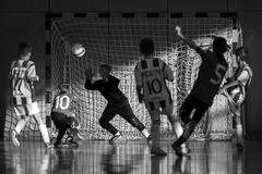 Futbalová tieňohra