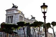 Rím .. podvečer