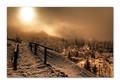 Špania dolina,zimná ,rozprávková