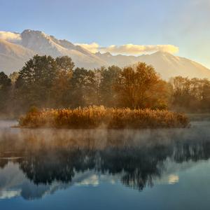 Jesenný rybník