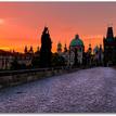 Pražské  svitanie