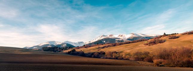 Západ slnka - Tatry