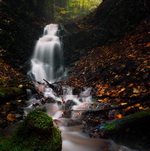 Vyšný Jamišný vodopád