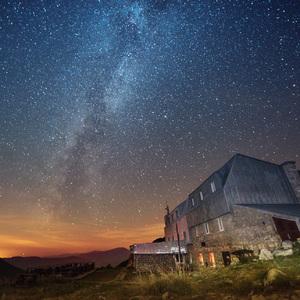 Milky Way - Chata M.R.Štefánika
