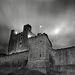 Rochester castle bw